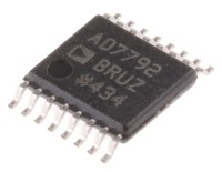 ANALOG DEVICES - AD7792BRUZ