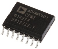 ANALOG DEVICES - ADUM5401CRWZ