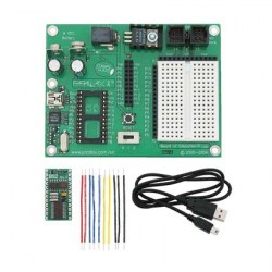 Parallax - Board of Education Full Kit - USB Version
