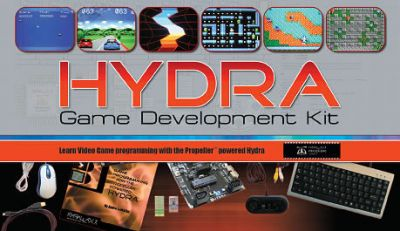 Parallax - HYDRA Game Development Kit