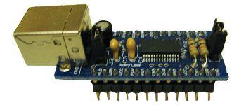 Kolay USB / RS232 - USB /UART dönüştürücü modülü