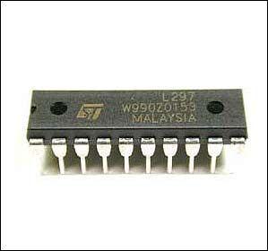 ST MICROELECTRONICS - L297/1