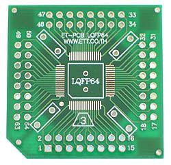 FUTURLEC - LQFP64