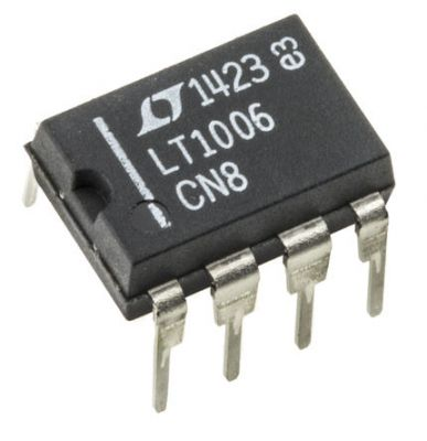 LINEAR TECHNOLOGY - LT1006CN8#PBF