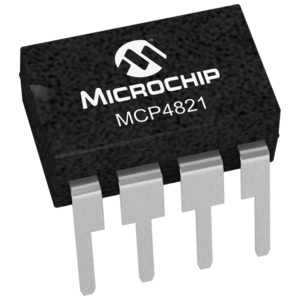 MCP4821-E/P