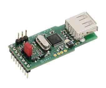 Parallax - Memory Stick Datalogger