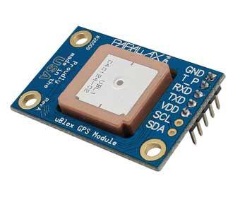 Parallax - PAM-7Q GPS Module