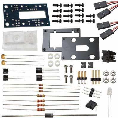 Parallax - Parallax Mouse Sensor Kit