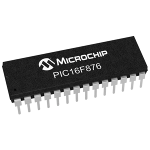 MICROCHIP - PIC16F876-20/SP