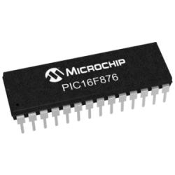 MICROCHIP - PIC16F876-20/SP