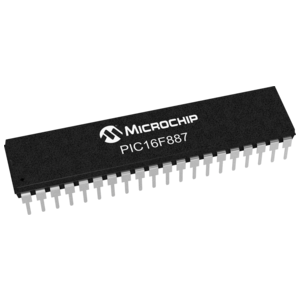 MICROCHIP - PIC16F887-I/P
