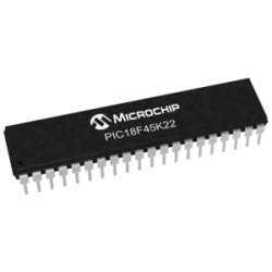 MICROCHIP - PIC18F45K22-I/P