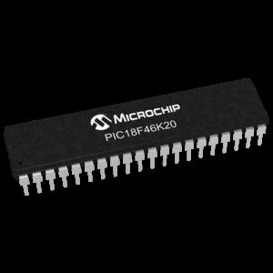 MICROCHIP - PIC18F46K20-I/P