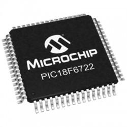 MICROCHIP - PIC18LF6722-I/PT