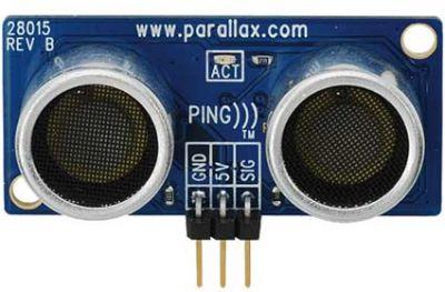 PING))) Ultrasonik Mesafe Ölçüm Sensörü
