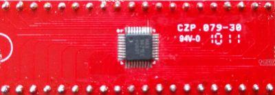 QFN-40 > DIP-40 çevirici soket