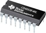 TEXAS INSTRUMENTS - CD4053BE
