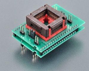 DIL40/PLCC44 ZIF W-EPROM / MCS51 Adaptör Soketi