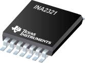TEXAS INSTRUMENTS - INA2321EA/250