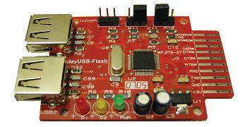 Kolay USB-Flash - USB flash bellek kayıt modülü