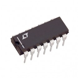 LINEAR TECHNOLOGY - LT1496IN#PBF