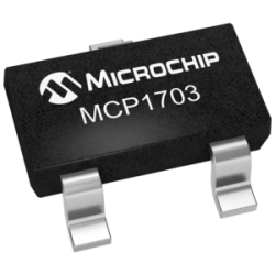 MICROCHIP - MCP1703T-5002E/CB