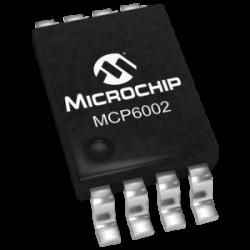MICROCHIP - MCP6002-I/SN