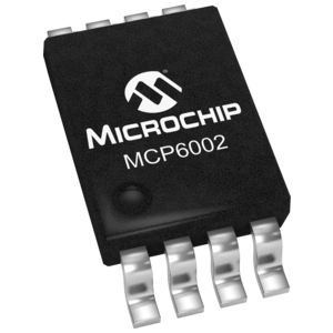 MCP6002-I/SN