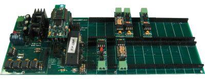 MikroNET V3.0 - PC ile veri toplama ve endüstriyel kontrol modülü