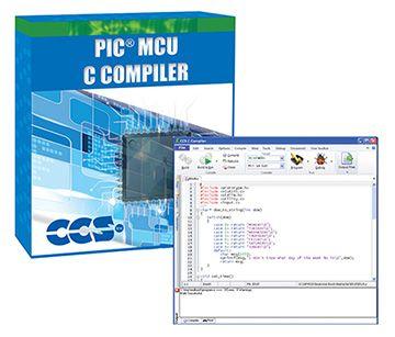 PCW - Microchip PIC10/12/14/16 Entegreleri için Windows IDE'li C Derleyici (12 - 14 bit)