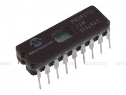 MICROCHIP - PIC16C715/JW