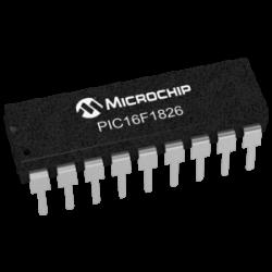 MICROCHIP - PIC16F1826-I/P