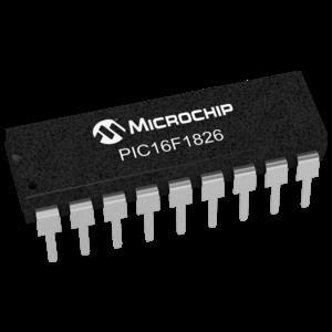 PIC16F1826-I/P