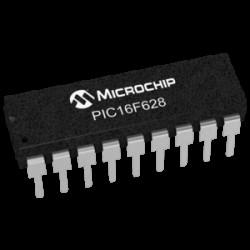 MICROCHIP - PIC16F628-20I/P