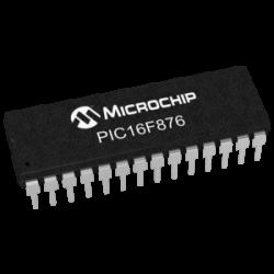 MICROCHIP - PIC16F876-04/SP