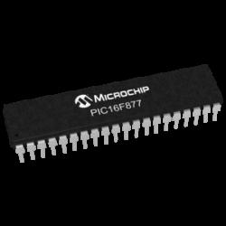 MICROCHIP - PIC16F877-04I/P