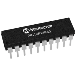 MICROCHIP - PIC18F14K50-I/P
