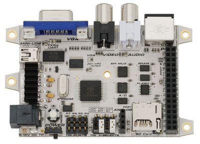 Propeller C3 - 32-bit Propeller P8X32A tabanlı mikrodenetleyici modülü