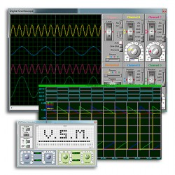 Labcenter - Proteus Professional VSM for dsPIC33