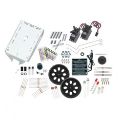 Parallax - Robotics with the Boe-Bot Parts Kit