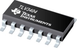 TEXAS INSTRUMENTS - TLV3404IN